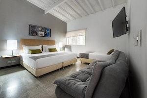 Ayenda 1229 Hotel Aromax del Campestre - Triple - 0