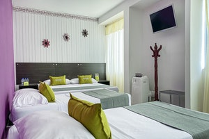 Ayenda 1137 Suite Center - Cuádruple - 0
