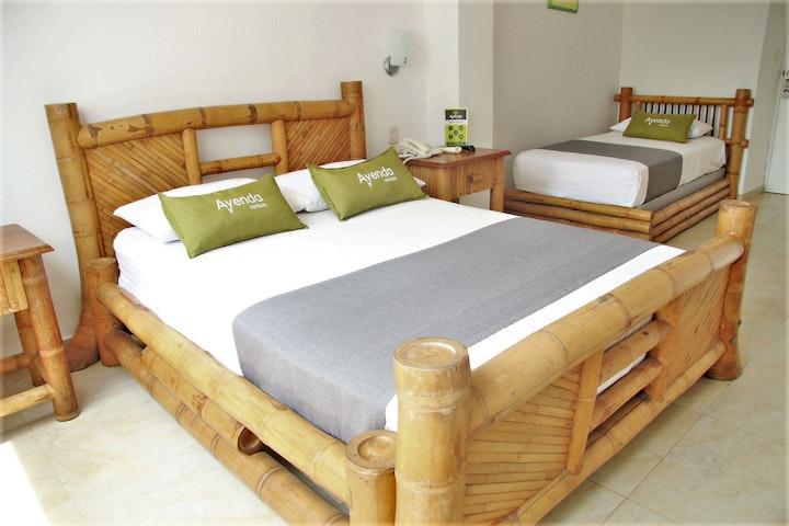 Ayenda 1803 Hotel y Apartahotel NG - Triple - 0